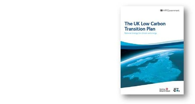 UK Low Transition Carbon Plan (2009) 